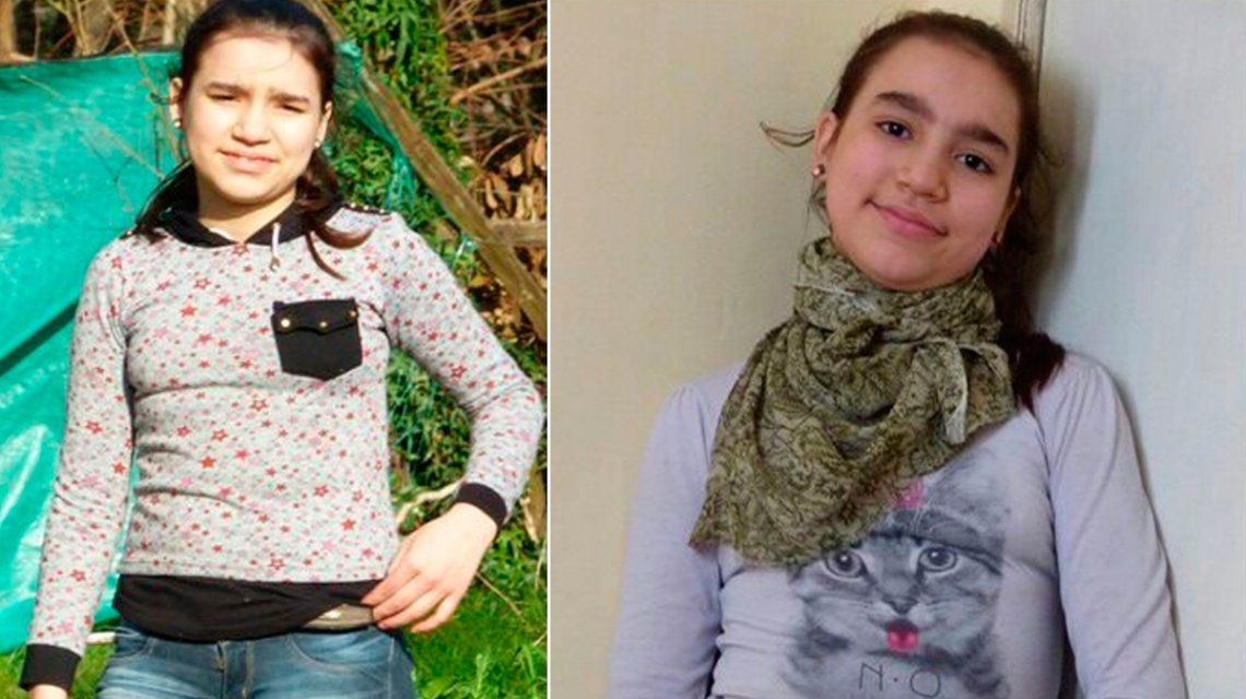 Buscan a una adolescente de 15 años