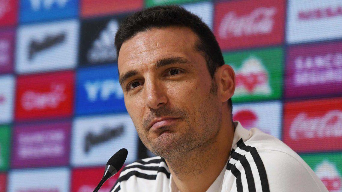 Scaloni da a conocer la lista de preconvocados de la Selección argentina para la Copa América