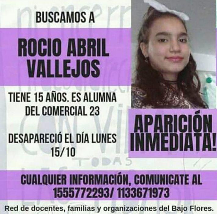 Buscan desde hace un mes a una adolescente que ya había desaparecido en enero
