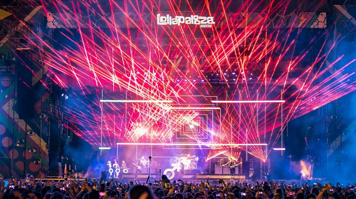 Lollapalooza 2019: ya está la fecha en la que se conocerá el line-up