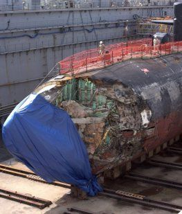 Submarino Kursk