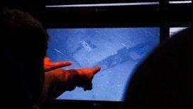 Harán una realidad virtual para recrear el momento de la implosión del ARA San Juan