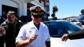 José Luis Villán, jefe de la Armada