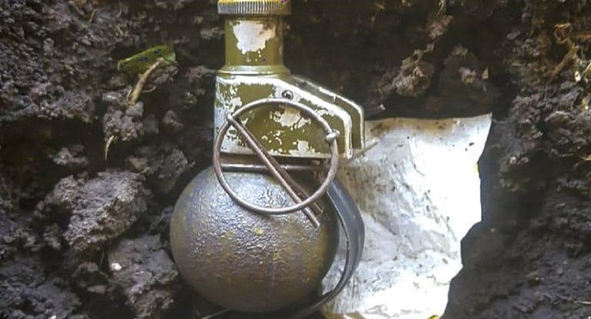 Hallaron una granada en la cancha de Ituzaingó