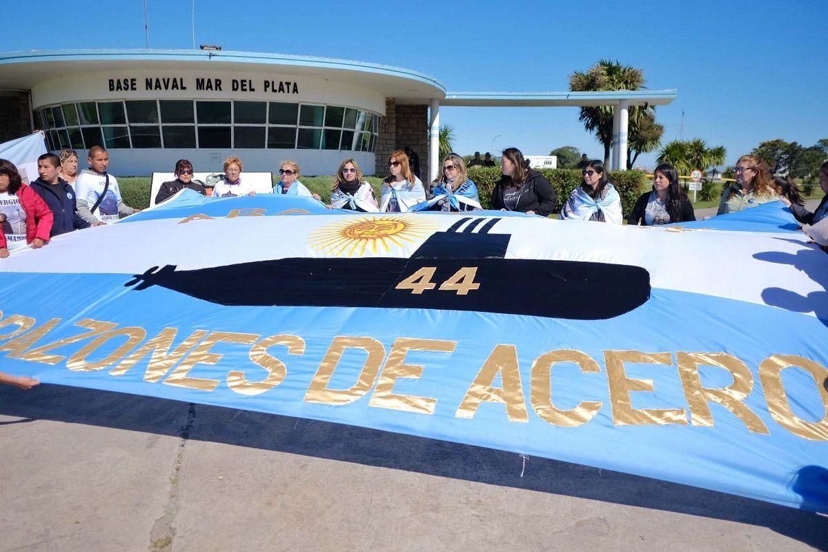 Aguad: El rescate del ARA San Juan hay que descartarlo