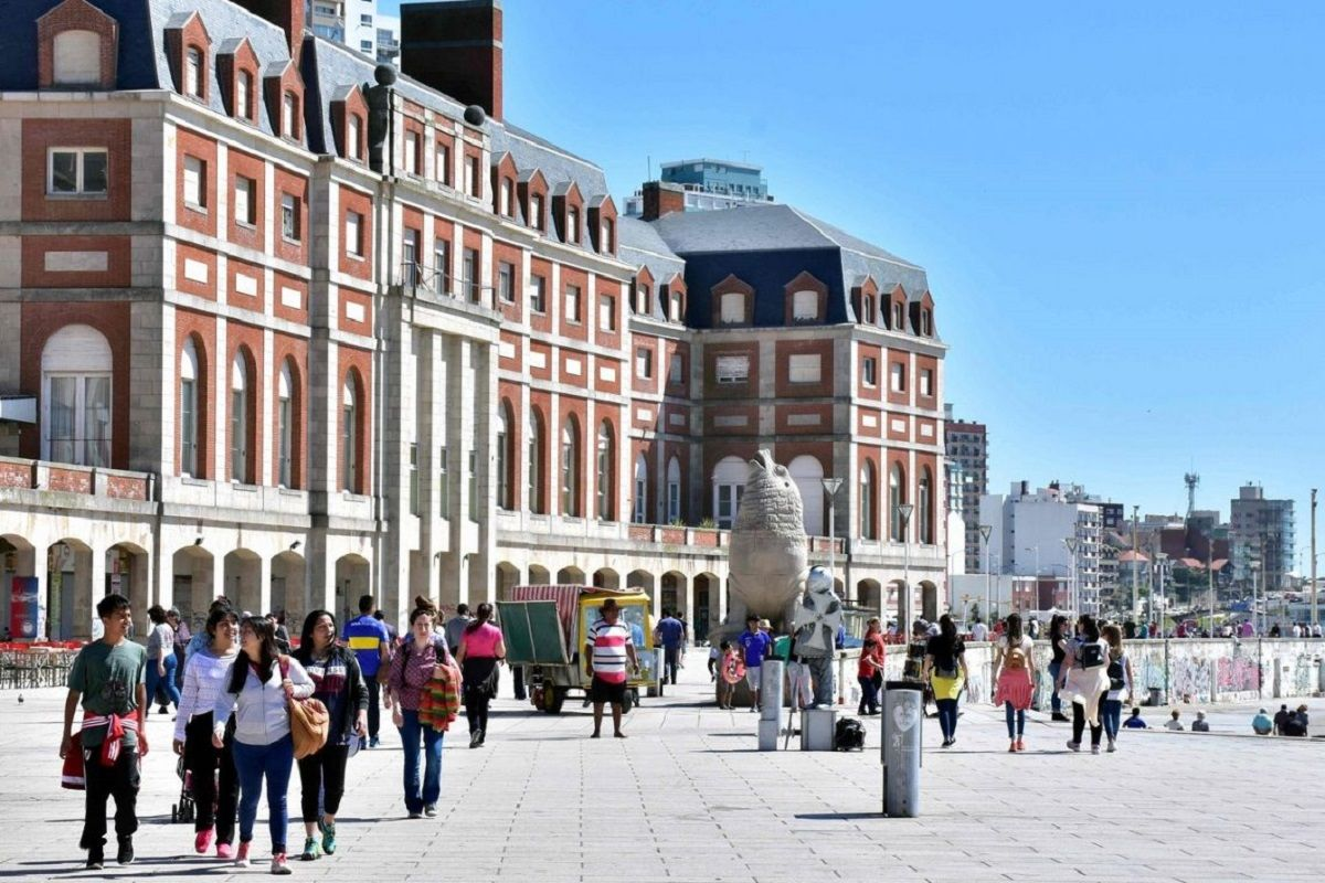 Más de 123 mil turistas arribaron a Mar del Plata para el fin de semana largo de Navidad