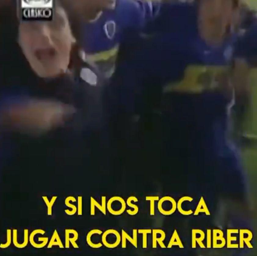 Boca calienta la final: el provocador video que publicó la cuenta oficial para burlarse de River
