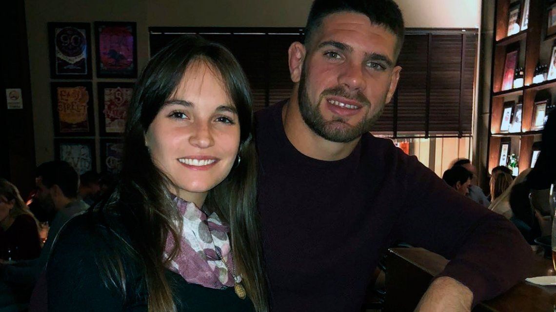 Luto en el rugby argentino: murió la novia de un jugador de Los Pumas