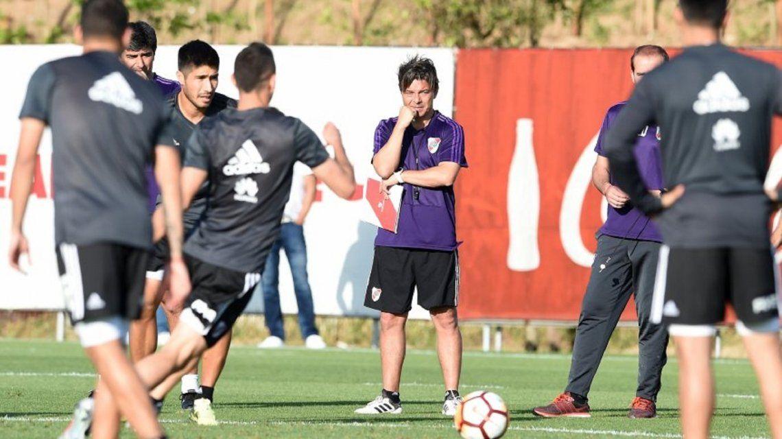 Conmebol sorprendió a River y Boca durante sus entrenamientos