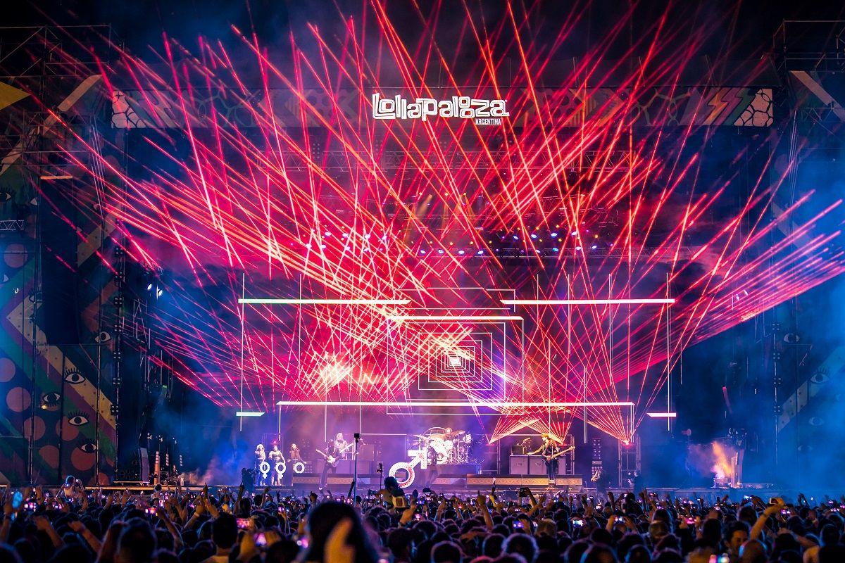 A la espera de line up definitivo, el Lollapalooza agotó todas sus entradas de preventa