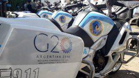 Policía Federal en el G20