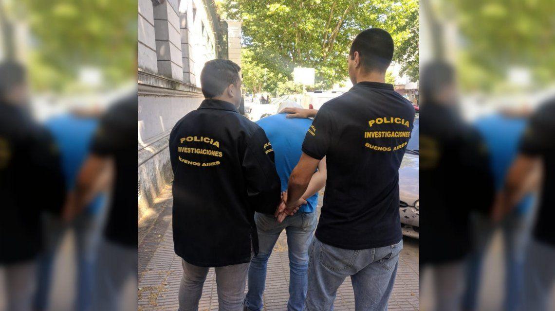 La Plata: un joven mató a su jefe a palazos y cuchillazos después de una discusión