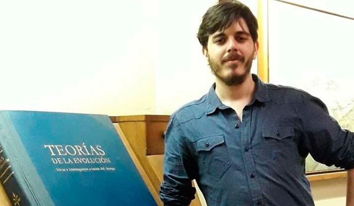 Martín Licata tiene 27 años y se lo vio por última vez el sábado
