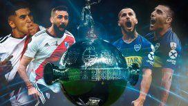 ¡No todo es ir a la cancha! Podés ver la final de la Libertadores con la mejor bebida y comida
