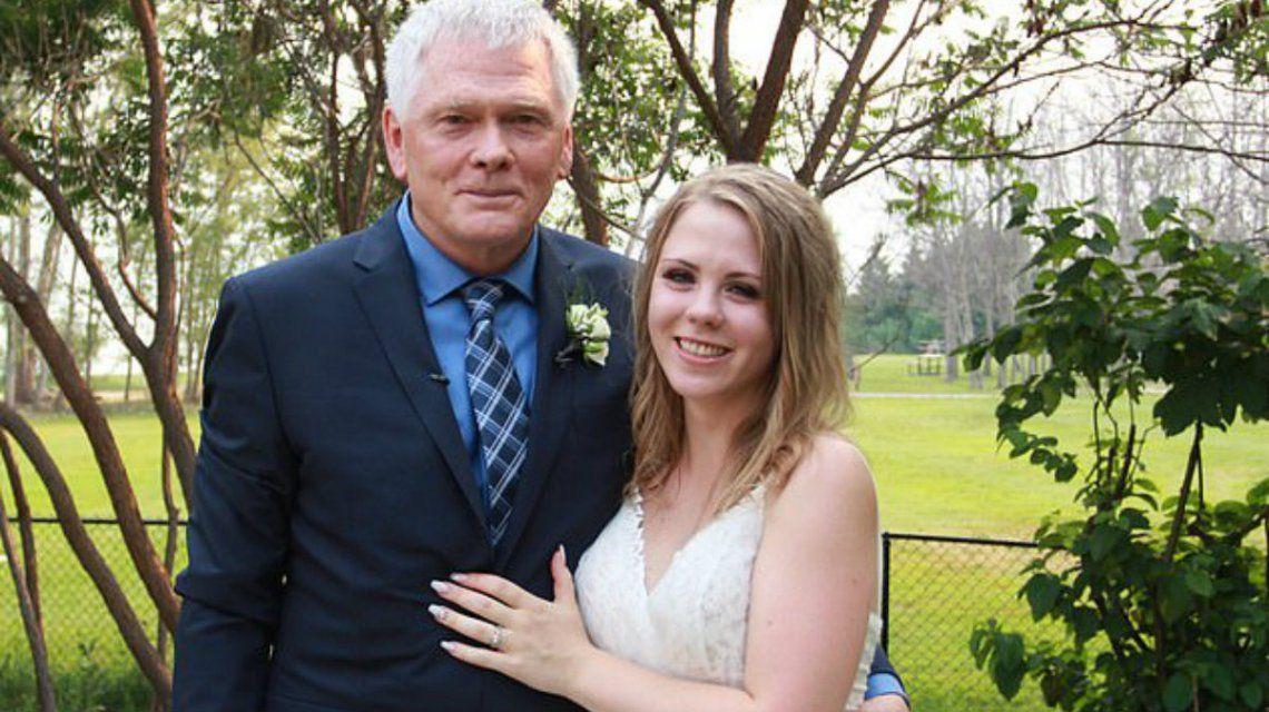 Stefani Anderson se casó con Don Walper