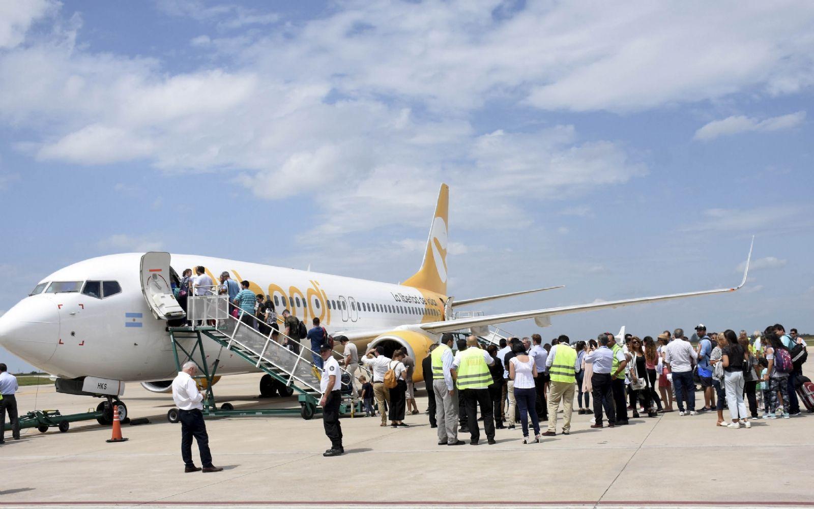 La low cost argentina Flybondi comenzará a viajar a Río de Janeiro