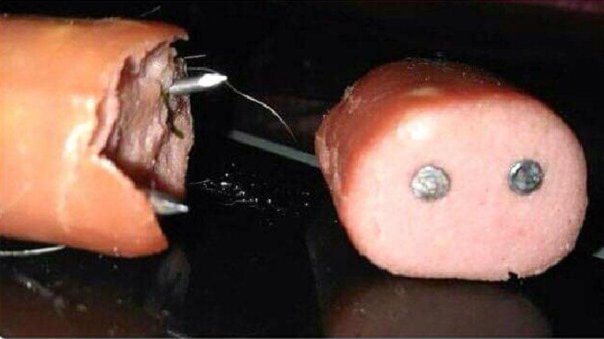 Un veterinario explotó contra los que arrojan salchichas con clavos para matar perros en las plazas