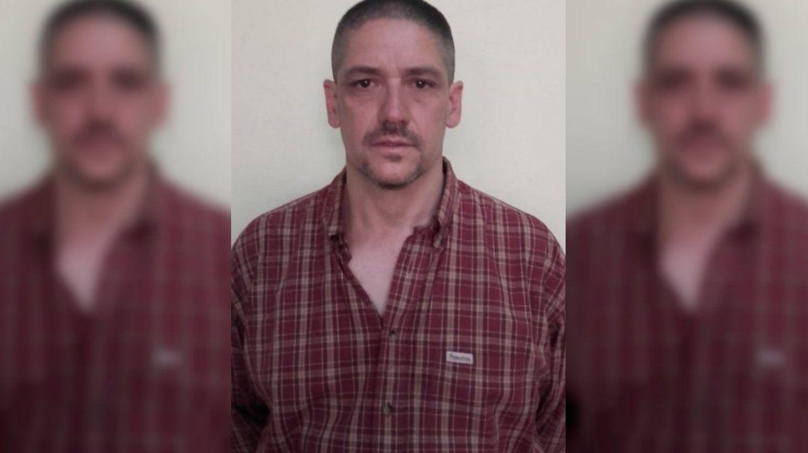 Detuvieron al violador más buscado del país: se había fugado en 2013 drogando al policía que lo custodiaba