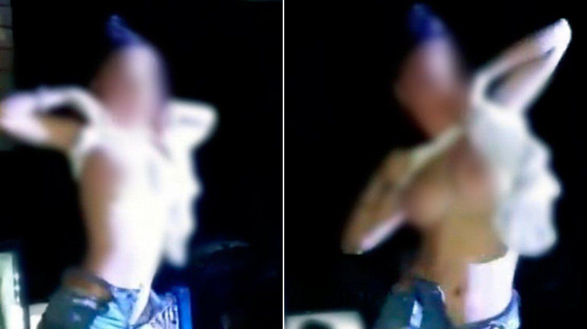 La insólita defensa de la mamá del animador del boliche en el que menores se desnudan por alcohol