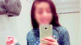 La nena de 15 años fue encontrada muerta en el asiendo de atrás de un auto