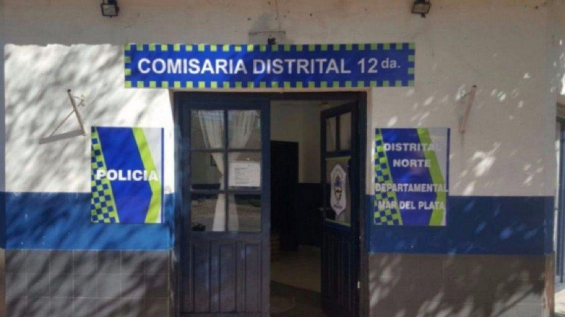 En el caso intervinieron efectivos de la comisaría 12