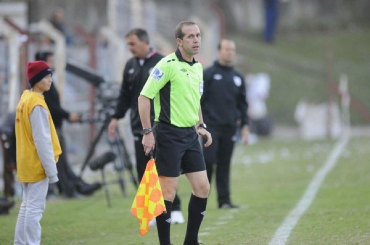 Mauricio Espinosa, ¿el línea que pidió Boca para la Superfinal de la Libertadores?