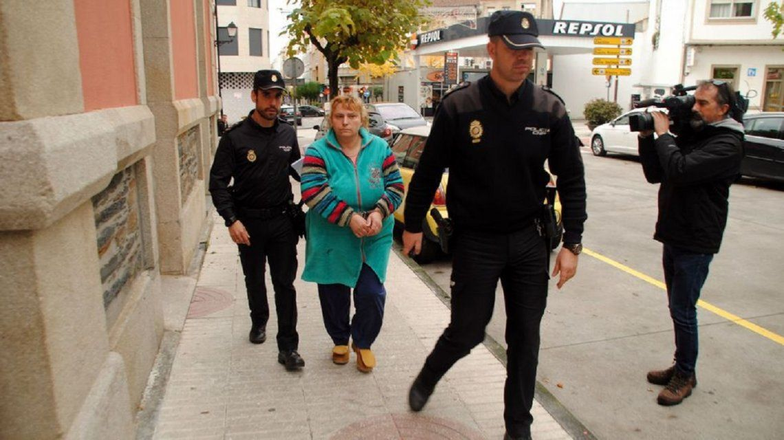 La mujer fue detenida. No tiene antecedentes penales