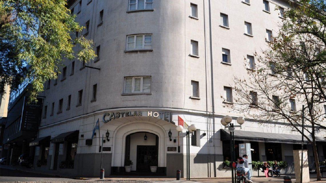 Una nena de 9 años cayó del cuarto piso de un hotel: creen que lo hizo sonámbula