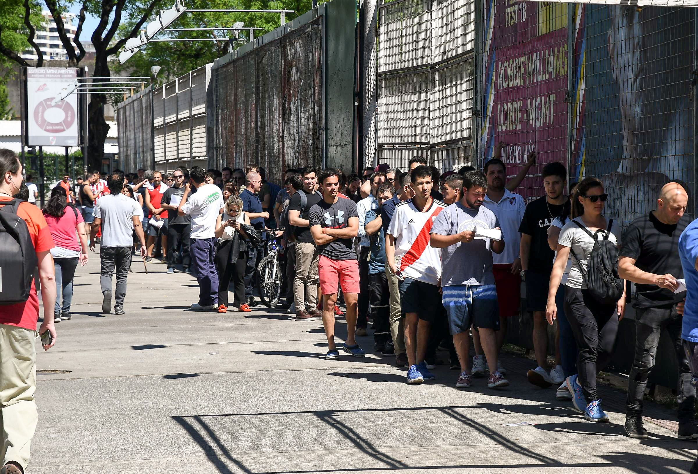 Aguante, corazón, aguante: así será el operativo médico para el Superclásico en el Monumental