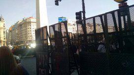 Habrá un fuerte operativo en inmediaciones del Obelisco