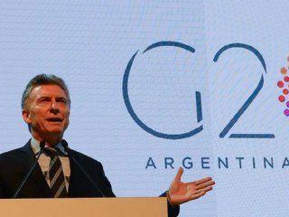 agasajos, conferencias y 12 reuniones bilaterales: la agenda de macri por el g20