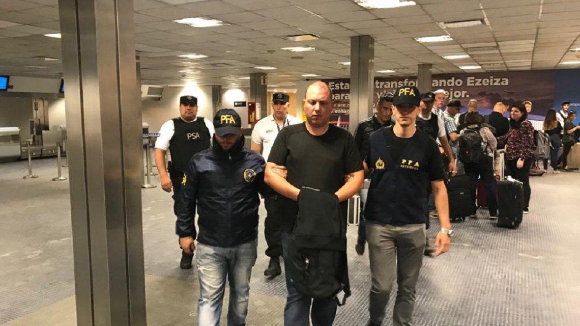 Causa de los cuadernos: detuvieron a Carlos Gellert