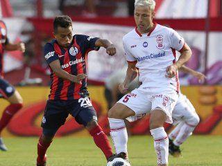 San Lorenzo enfrenta a Huracán en el Nuevo Gasómetro