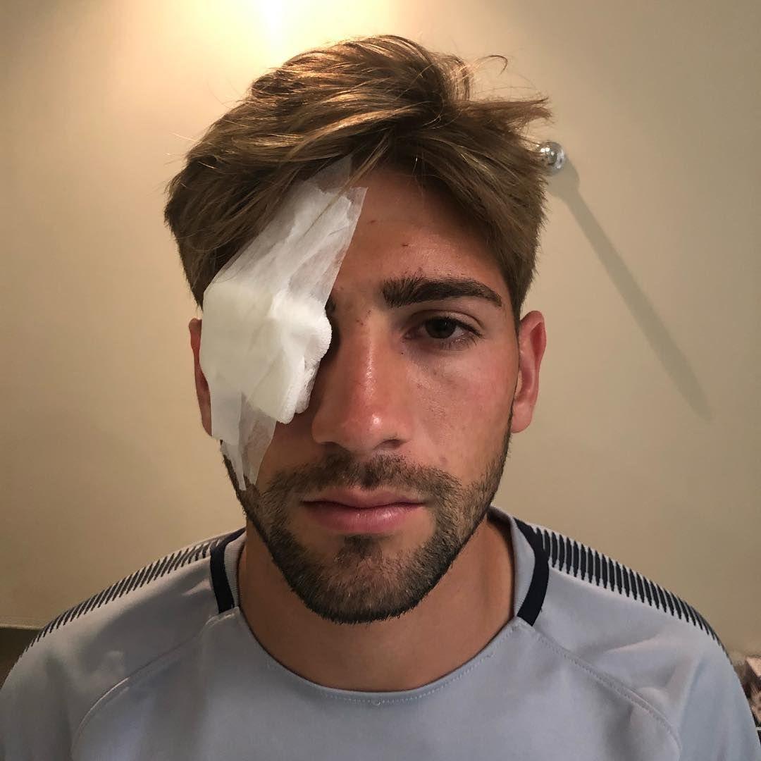 Gonzalo Lamardo también resultó herido
