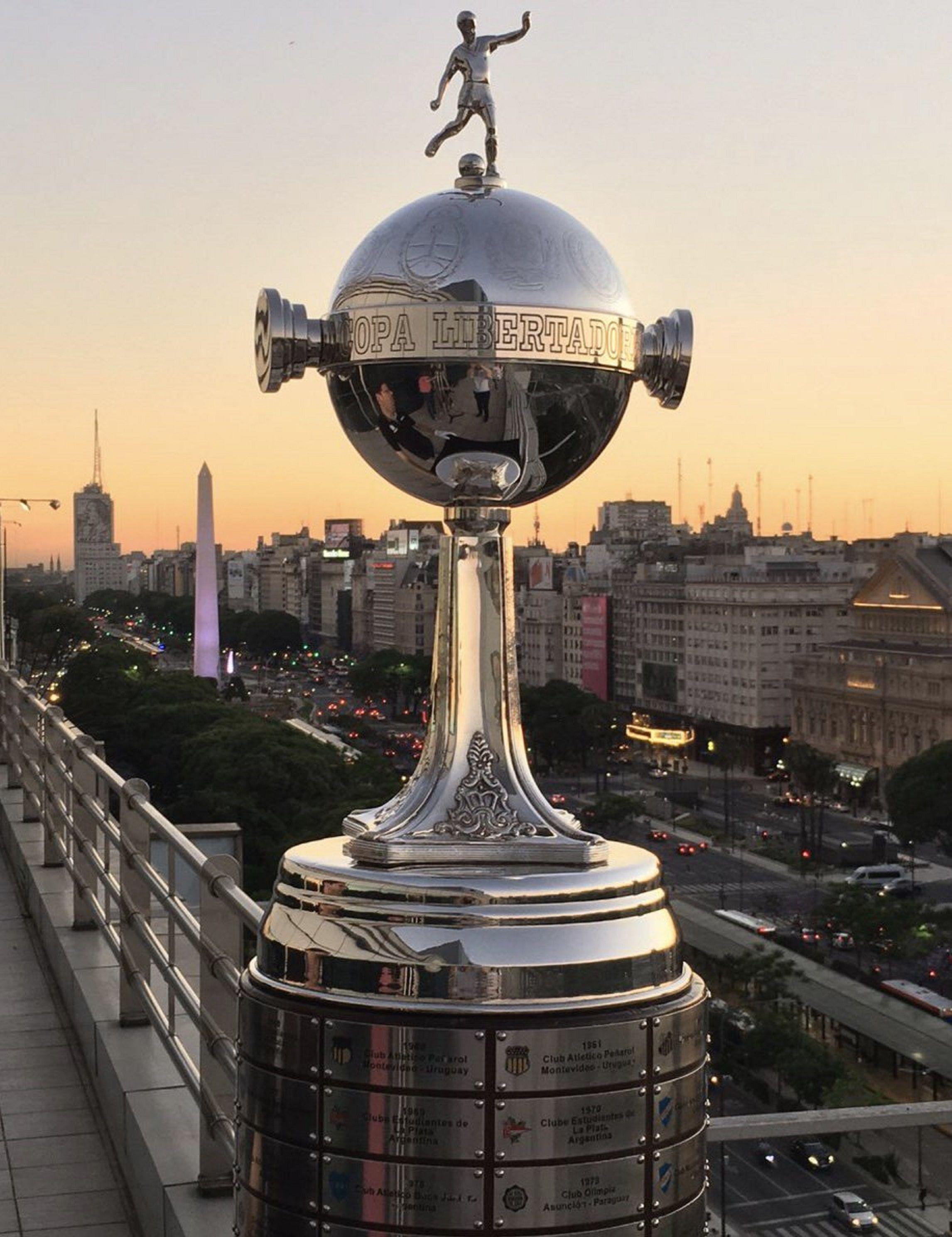 Foto: @Libertadores