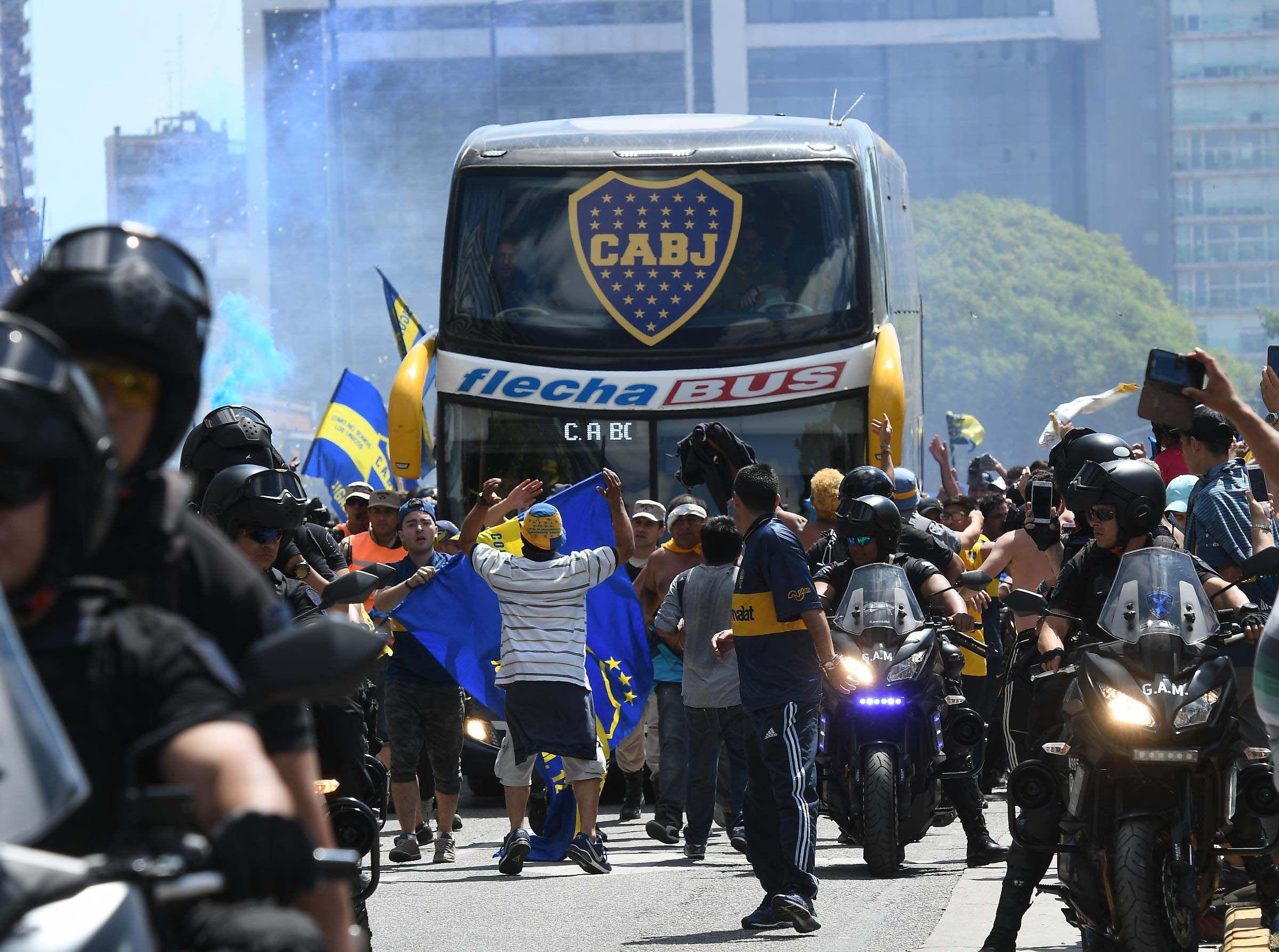 España le pidió ayuda a la Argentina para el operativo de seguridad por la Superfinal