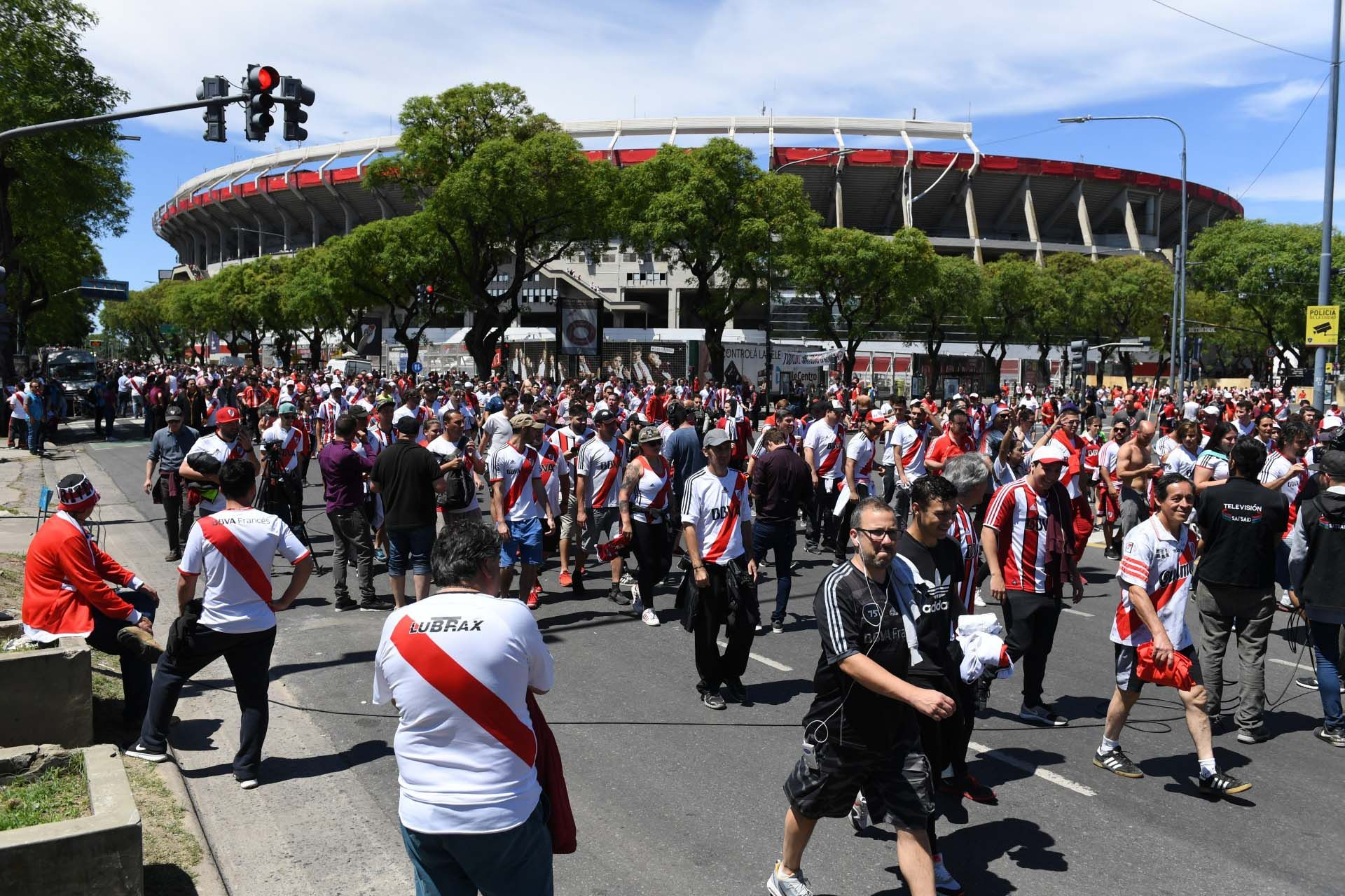 Sanción y multa para River: deberá jugar dos partidos de Copa como local a puertas cerradas