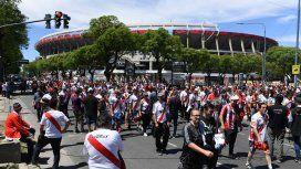 River festejará este domingo en el Monumental la conquista de la Copa Libertadores