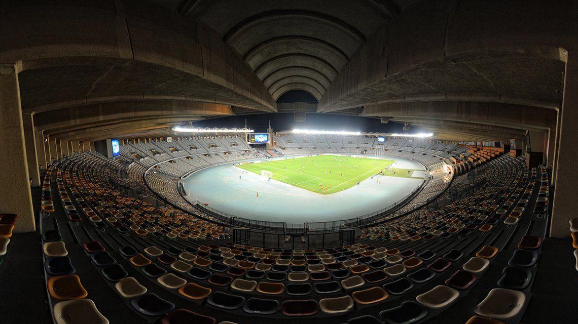 Estadio Jeque Zayed