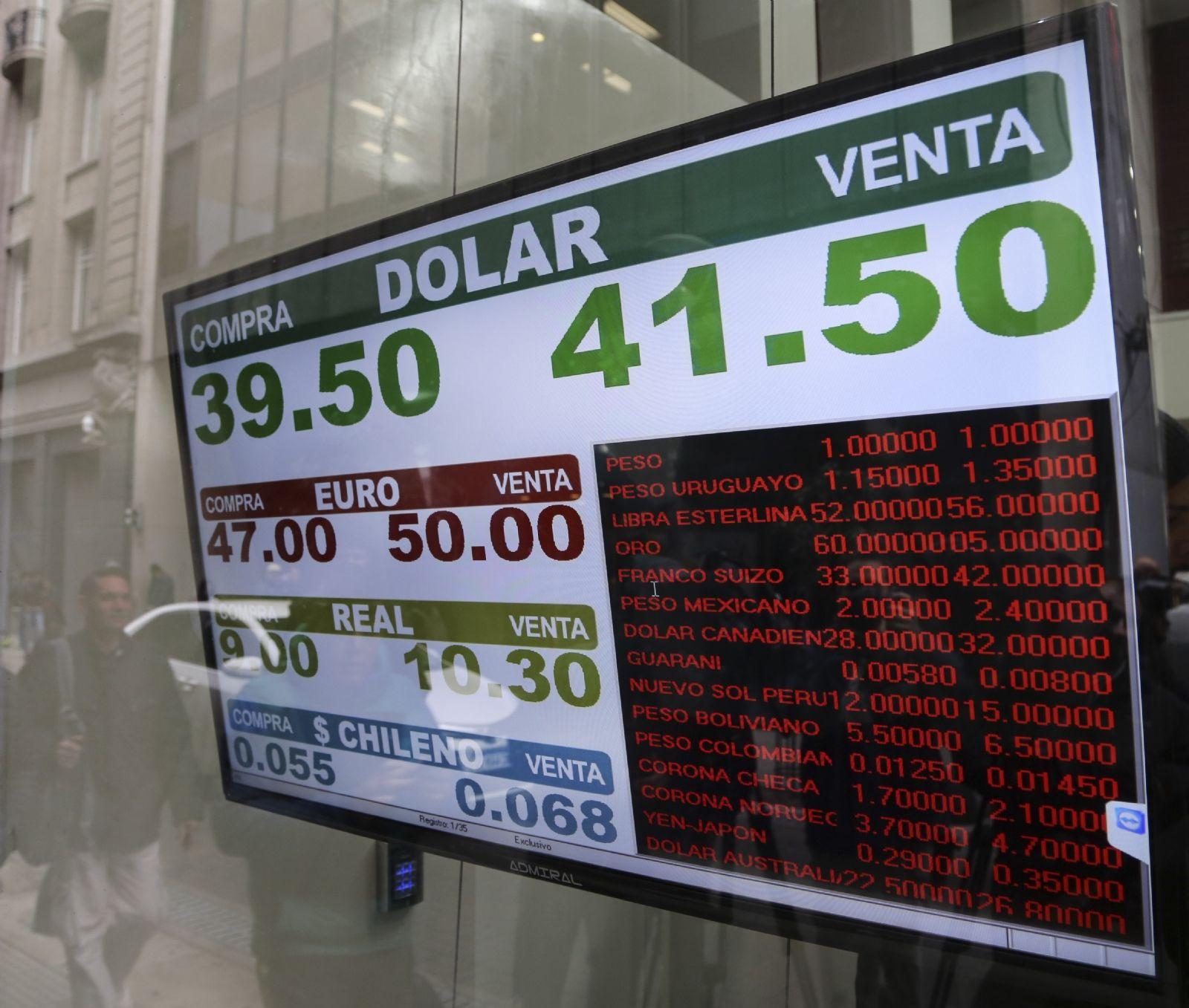 El dólar puede volver a dispararse en 2019