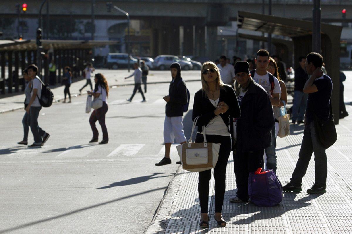 Atención usuarios: este martes por la mañana habrá paro de transporte