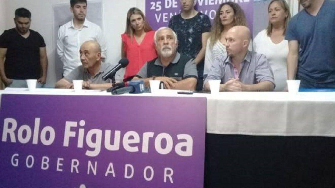 Lista Violeta del MPN - Crédito:Mauro Pérez/Río Negro