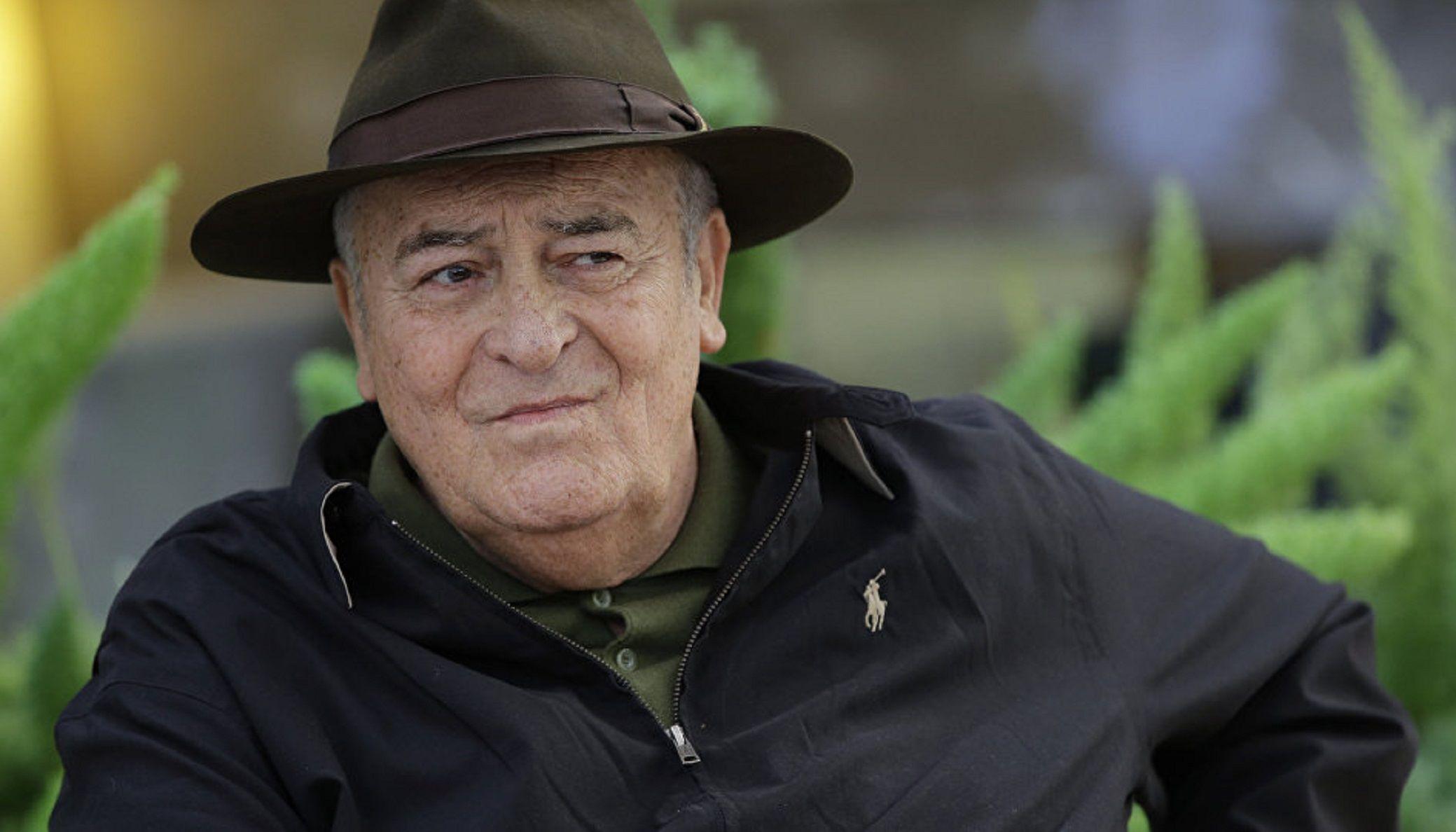 Murió el cineasta italiano Bernardo Bertolucci