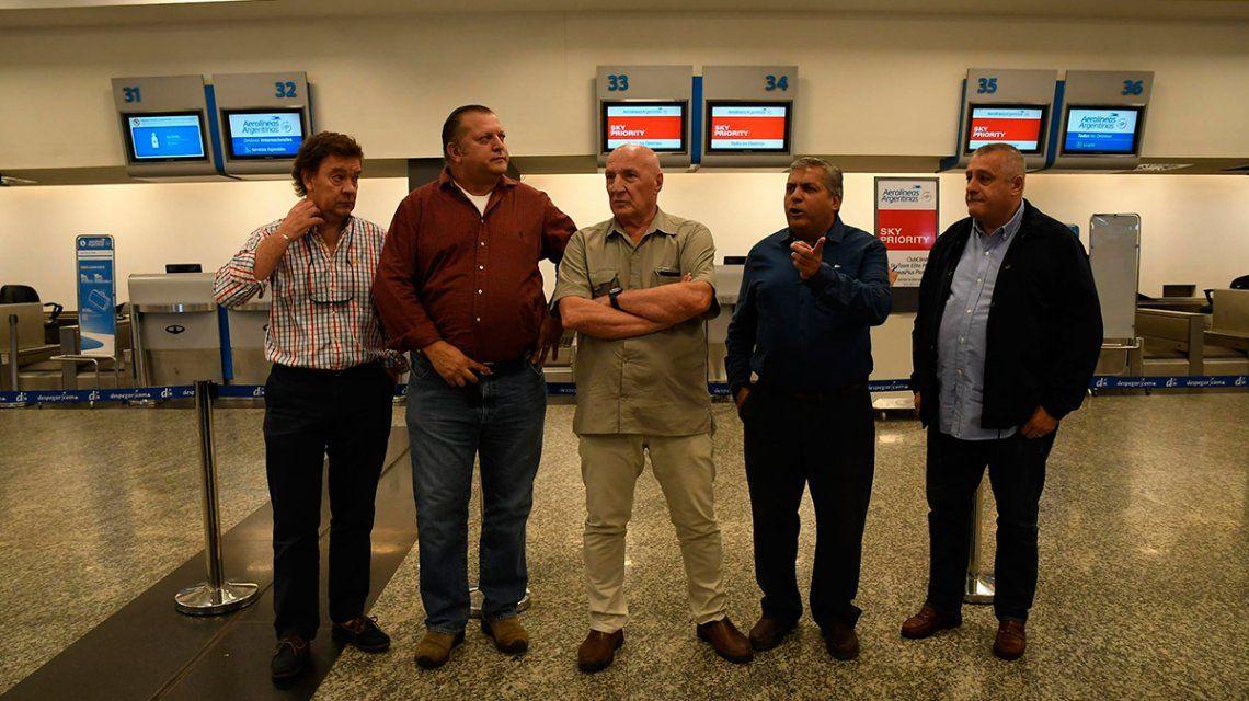 Aerolíneas Argentinas llamó a los gremios a una negociación