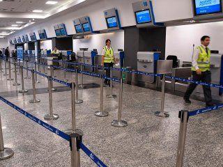 gremios aeronauticos advierten que podrian haber nuevos paros en aerolineas y latam