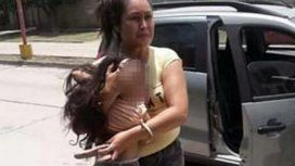 Motochorros asesinaron a una nena de 3 años - Crédito: El Liberal