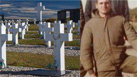 Claudio Alfredo Bastida, combatiente de Malvinas