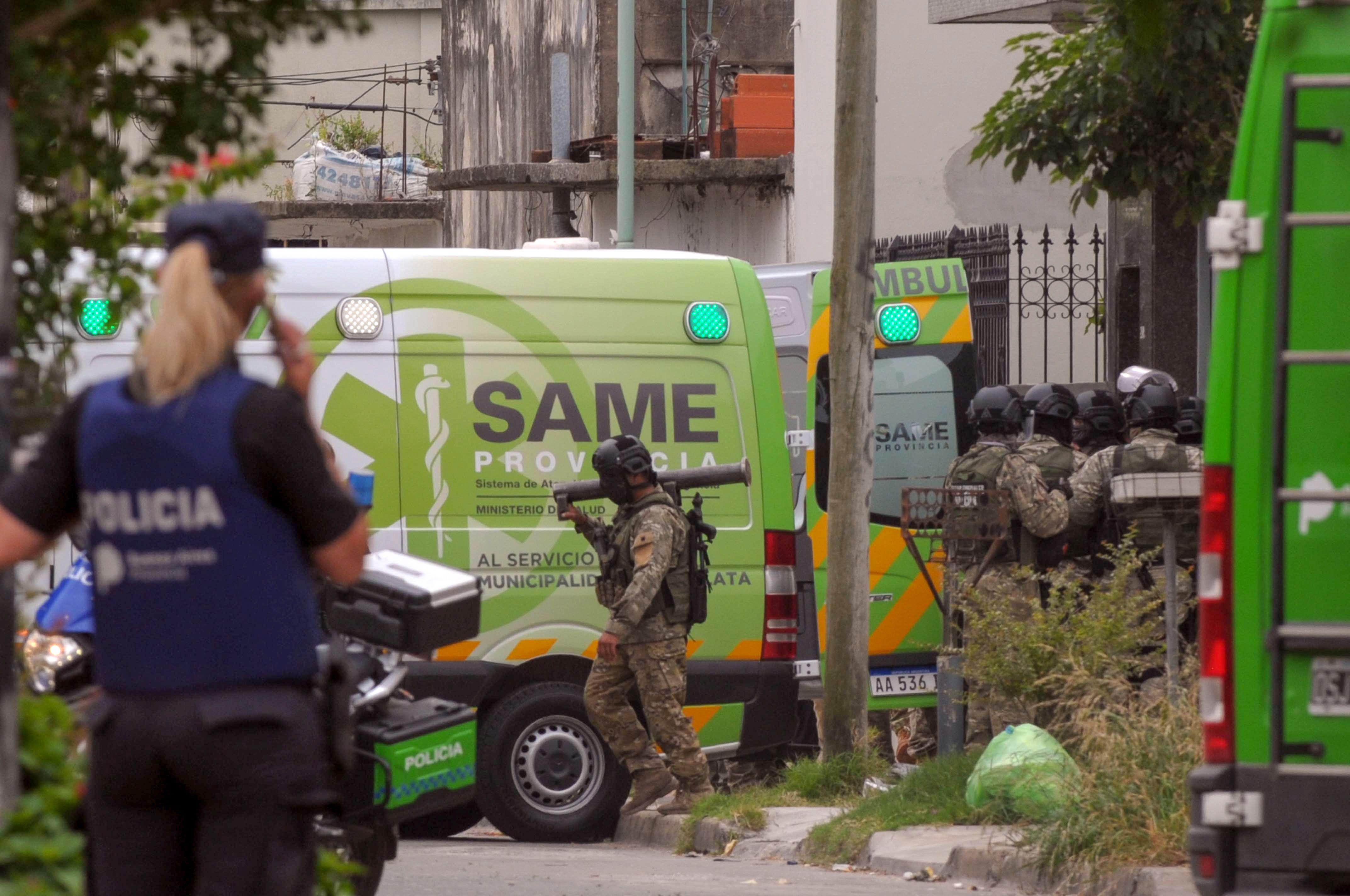 La amenaza del asesino de Tolosa antes de concretar el crimen: Voy a matar a tu hijo, prepará las flores