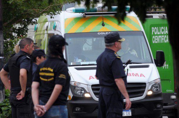 Operativo de la Policía bonaerense en Tolosa<br>