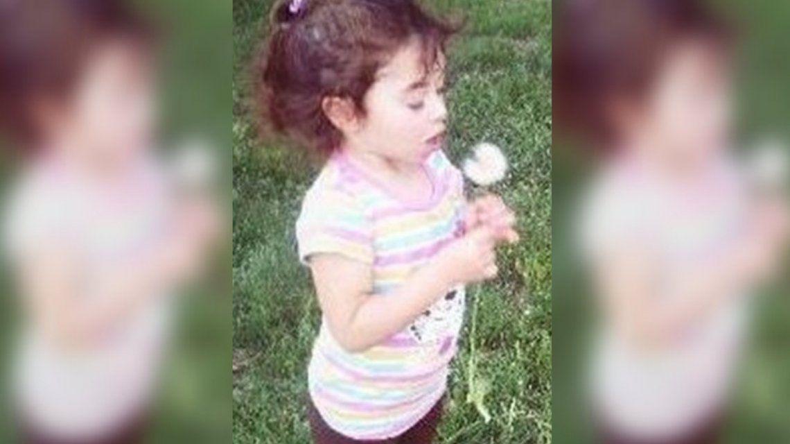 La Pampa: donan los órganos de una nena de 2 años que murió atropellada